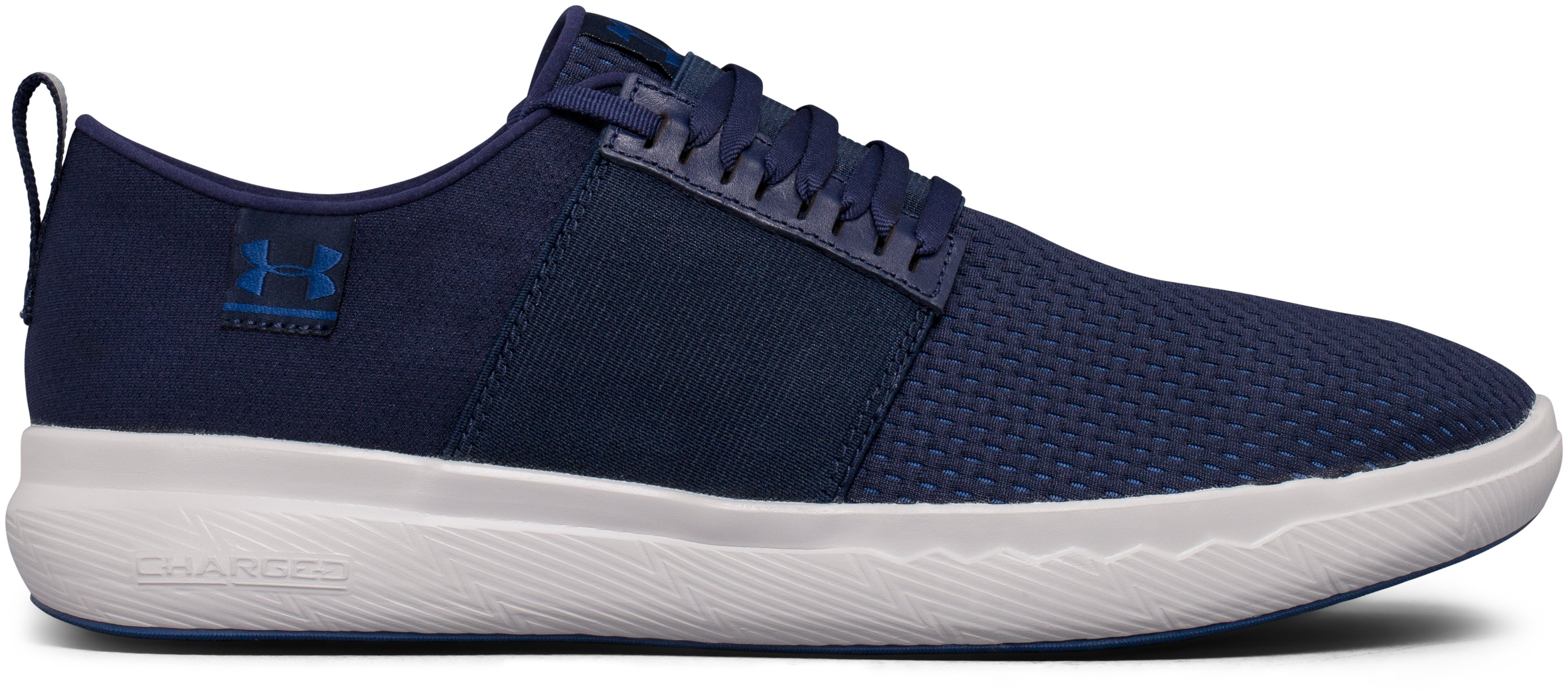 Men's UA Charged 24/7 NU Shoes, Midnight Navy