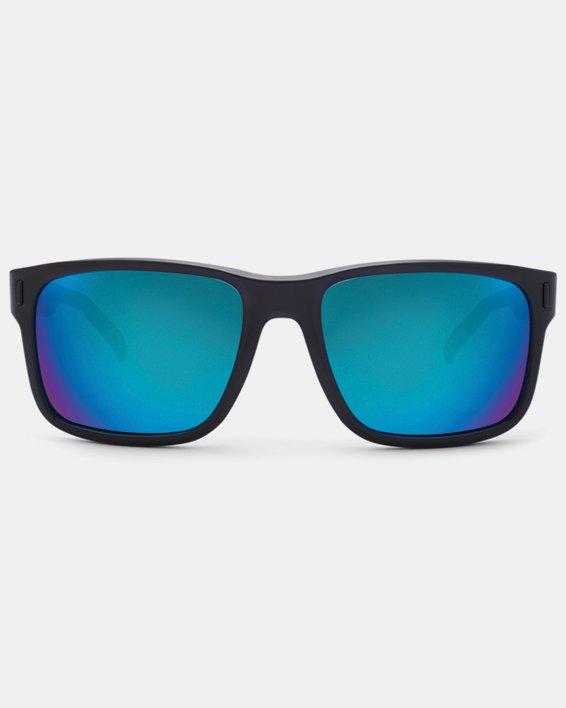 UA Assist Multiflection™ Sunglasses, Black, pdpMainDesktop image number 0