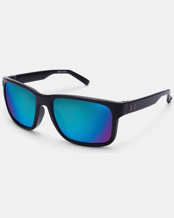 UA Assist Multiflection™ Sunglasses, Black, pdpMainDesktop image number 1