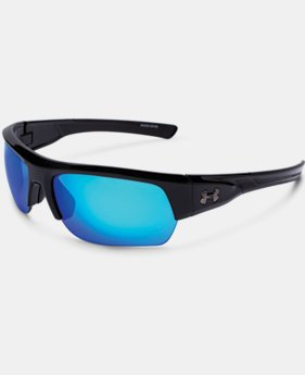 New Arrival UA Big Shot Polarized Sunglasses  1 Color $159.99
