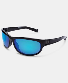 UA Capture Storm Polarized Sunglasses   $160