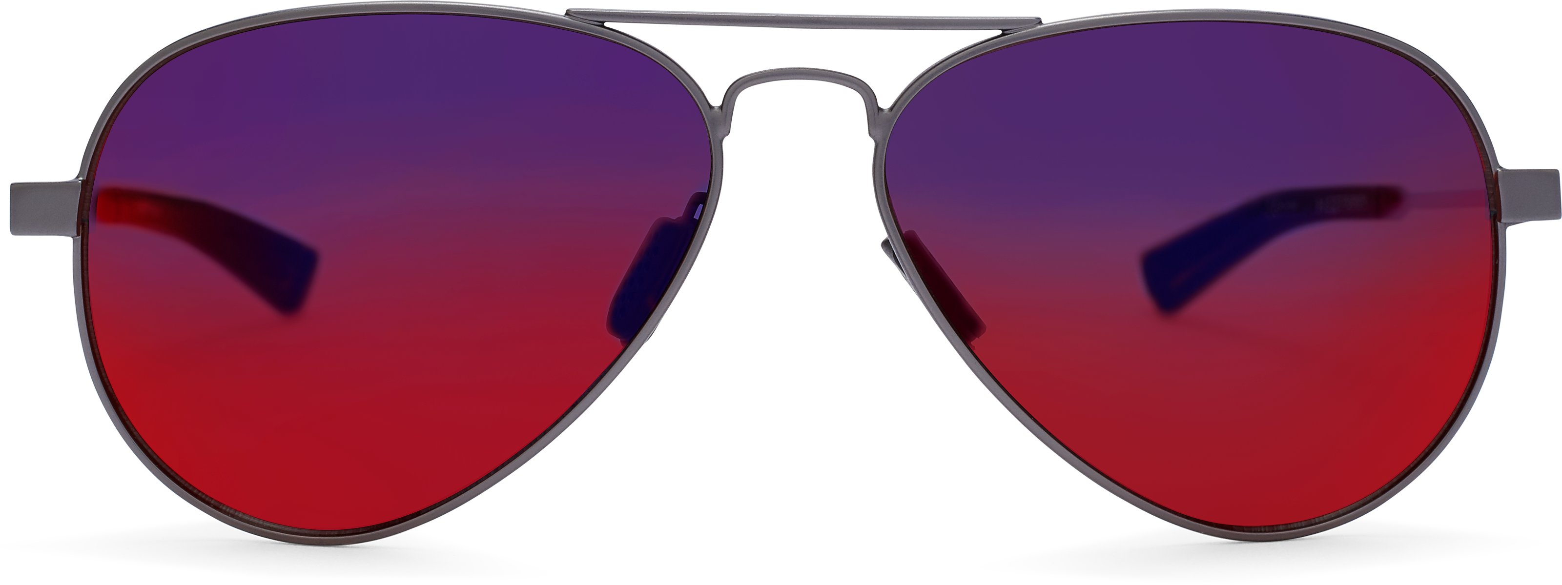 UA Getaway Multiflection™ Sunglasses, SATIN GUNMETAL,