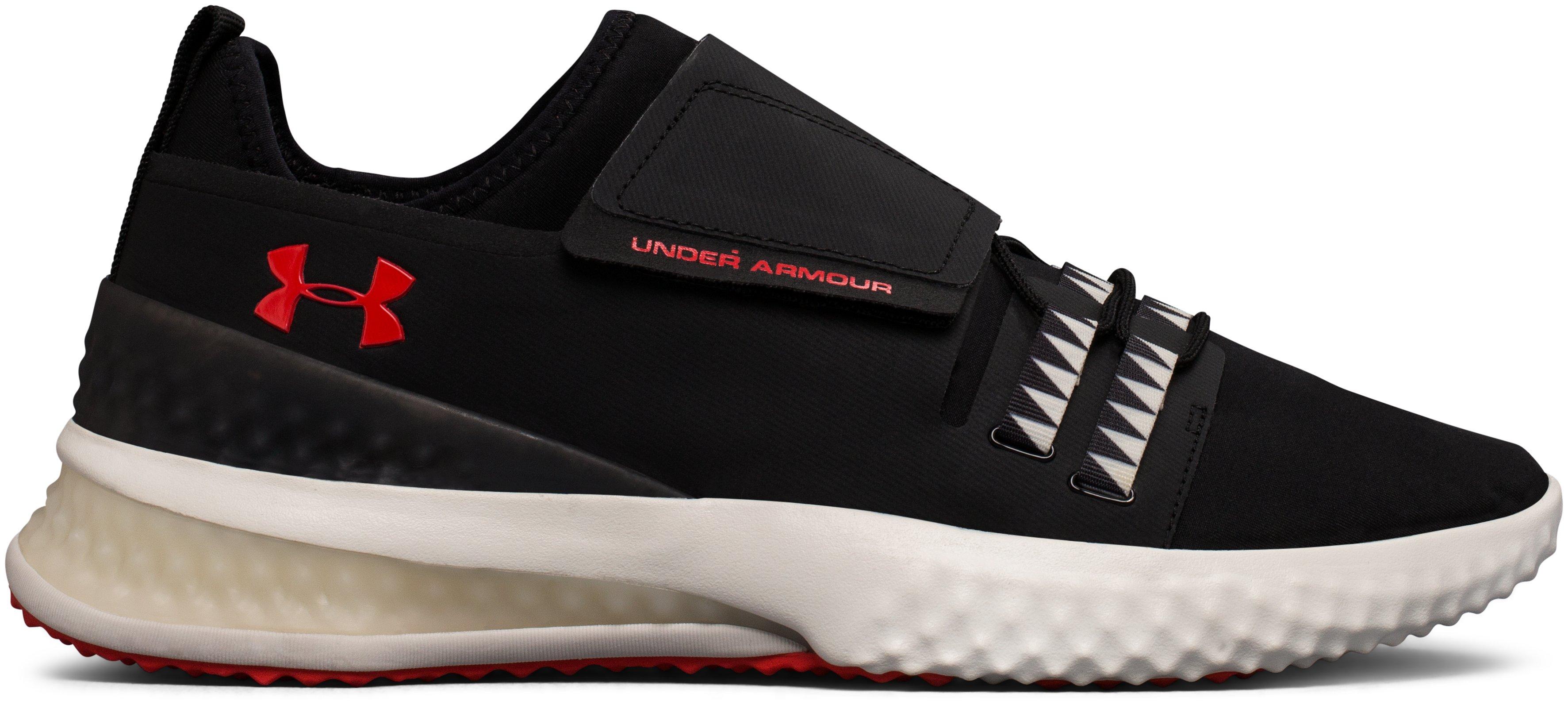 Men's UA x Muhammad Ali Architech 3Di Training Shoes, Black , Black