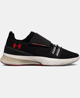 New Arrival Men's UA x Muhammad Ali Architech Reach Training Shoes  1 Color $124.99