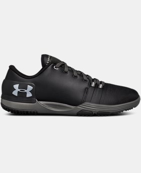 New Arrival Men's UA Limitless 3.0 Outdoor Training Shoes  1 Color $79.99
