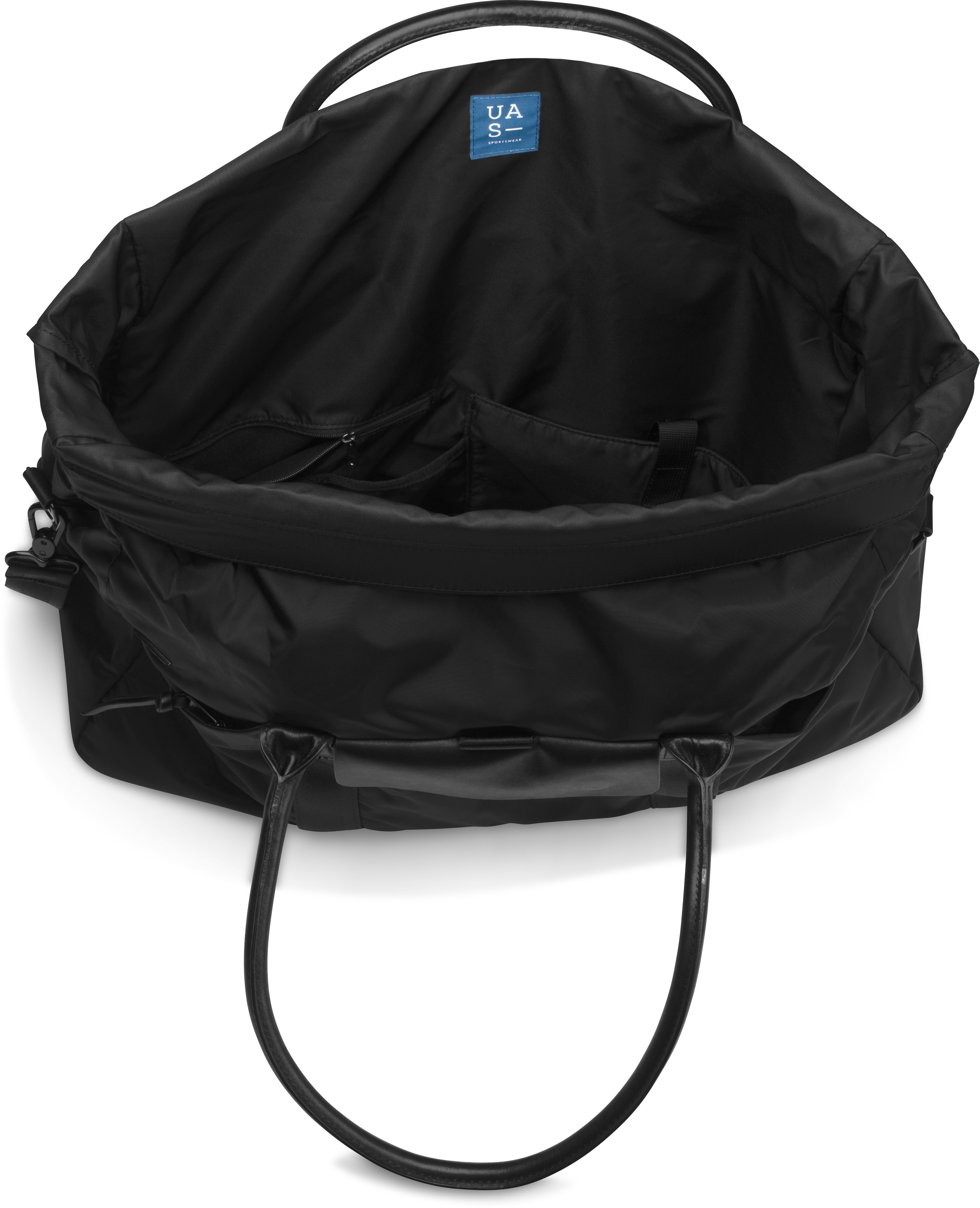 UAS Excursion Overnight Duffle, Black , undefined