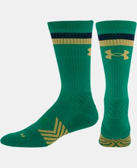 Men's Notre Dame Crew Sock  1 Color $16.99