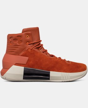 New Arrival Men's UA Drive 4 Premium Basketball Shoes  1 Color $124.99