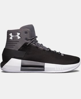 Men's UA Team Drive 4 Basketball Shoes  2 Colors $89.99