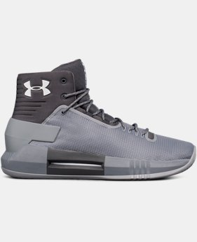 Men's UA Team Drive 4 Basketball Shoes  3 Colors $68.99