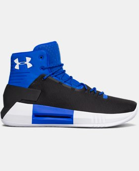 New Arrival Men's UA Team Drive 4 Basketball Shoes  1 Color $114.99