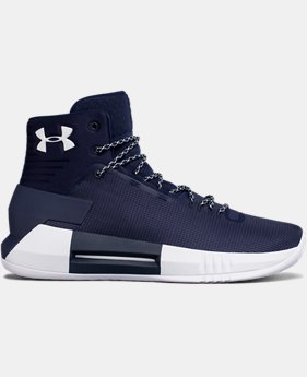 Best Seller Men's UA Team Drive 4 Basketball Shoes  1 Color $86.24 to $114.99