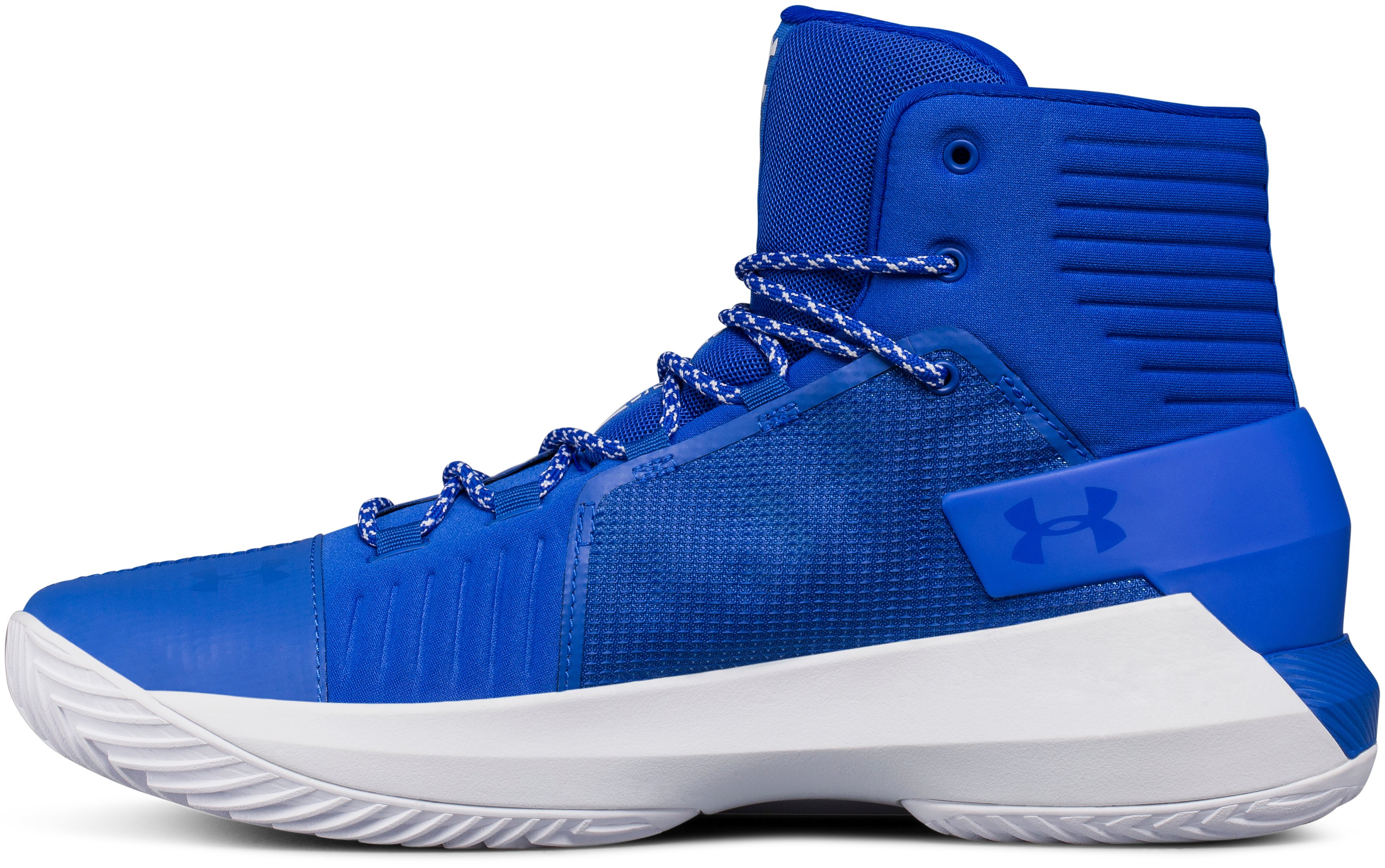 Men's UA Team Drive 4 Basketball Shoes, TEAM ROYAL,