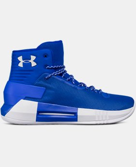 New to Outlet Men's UA Team Drive 4 Basketball Shoes  2 Colors $68.99 to $86.24