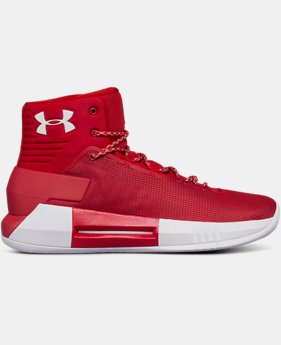 Best Seller Men's UA Team Drive 4 Basketball Shoes  2 Colors $86.24 to $114.99