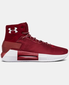 Best Seller Men's UA Team Drive 4 Basketball Shoes  3 Colors $114.99