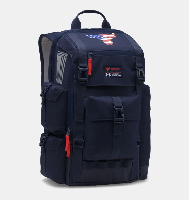 79ed5dd9d02 Project Rock Freedom Regiment Backpack | Under Armour US