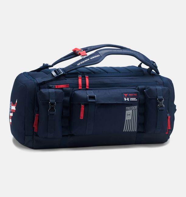 c433408c10 Project Rock Freedom Range Duffle | Under Armour US