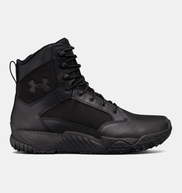 Men's UA Stellar Tactical Side Zip Boots