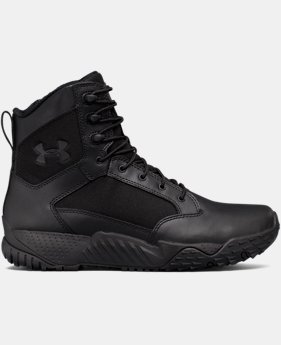 Best Seller  Men's UA Stellar Tactical Side-Zip Boots  1  Color Available $109.99