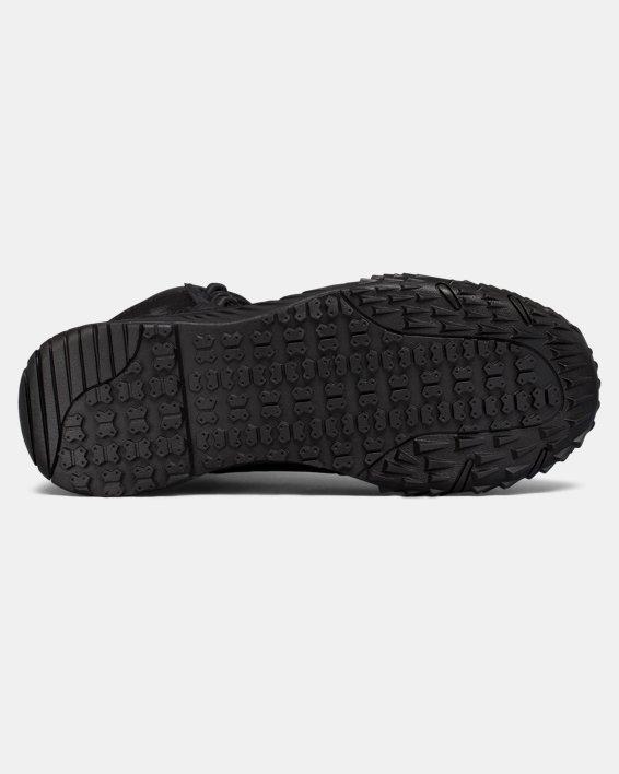 Men's UA Stellar Tactical Side-Zip Boots, Black, pdpMainDesktop image number 2