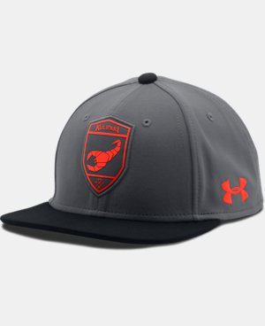 Boys' UA Kulipari Snapback Cap LIMITED TIME: FREE U.S. SHIPPING 1 Color $18.99