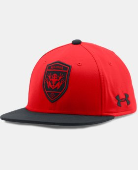 New Arrival Boys' UA Kulipari Snapback Cap  1 Color $24.99
