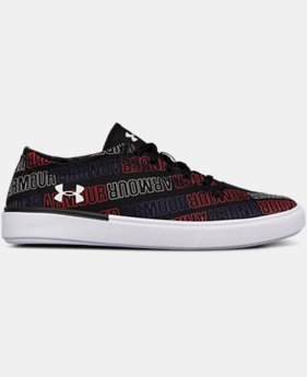 Girls' Grade School UA KickIt2 Wordmark Shoes   $29.99