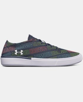 Girls' Grade School UA KickIt2 Wordmark Shoes  1 Color $29.99