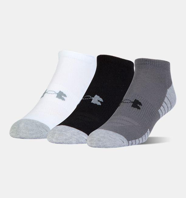 6f9dcd531 UA HeatGear® Tech No Show Socks - 3-Pack | Under Armour US