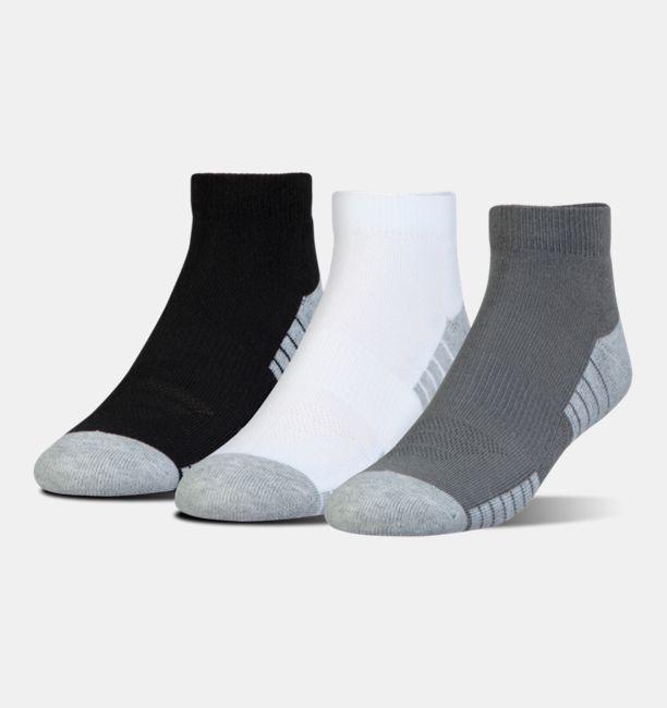 Under Armour Socks U326M Mens Heatgear Tech Lo Cut Socks Choose SZ//Color.