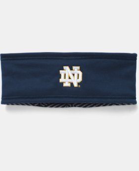Men's Notre Dame ColdGear® Infrared Fleece Headband  1 Color $18.99
