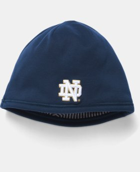 Men's Notre Dame UA Elements Beanie  1 Color $17.24