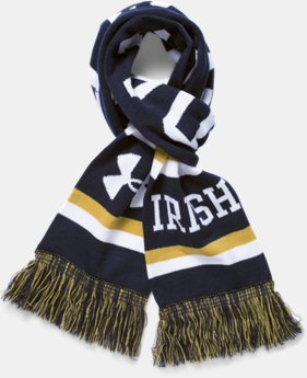 Men's Notre Dame UA Scarf  1 Color $26.99