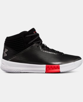 New Arrival Men's UA Lockdown 2 Basketball Shoes  2 Colors $64.99