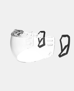 UA Storm Hockey Visor Clear Lens With Top Vent Mount  1 Color $99.99