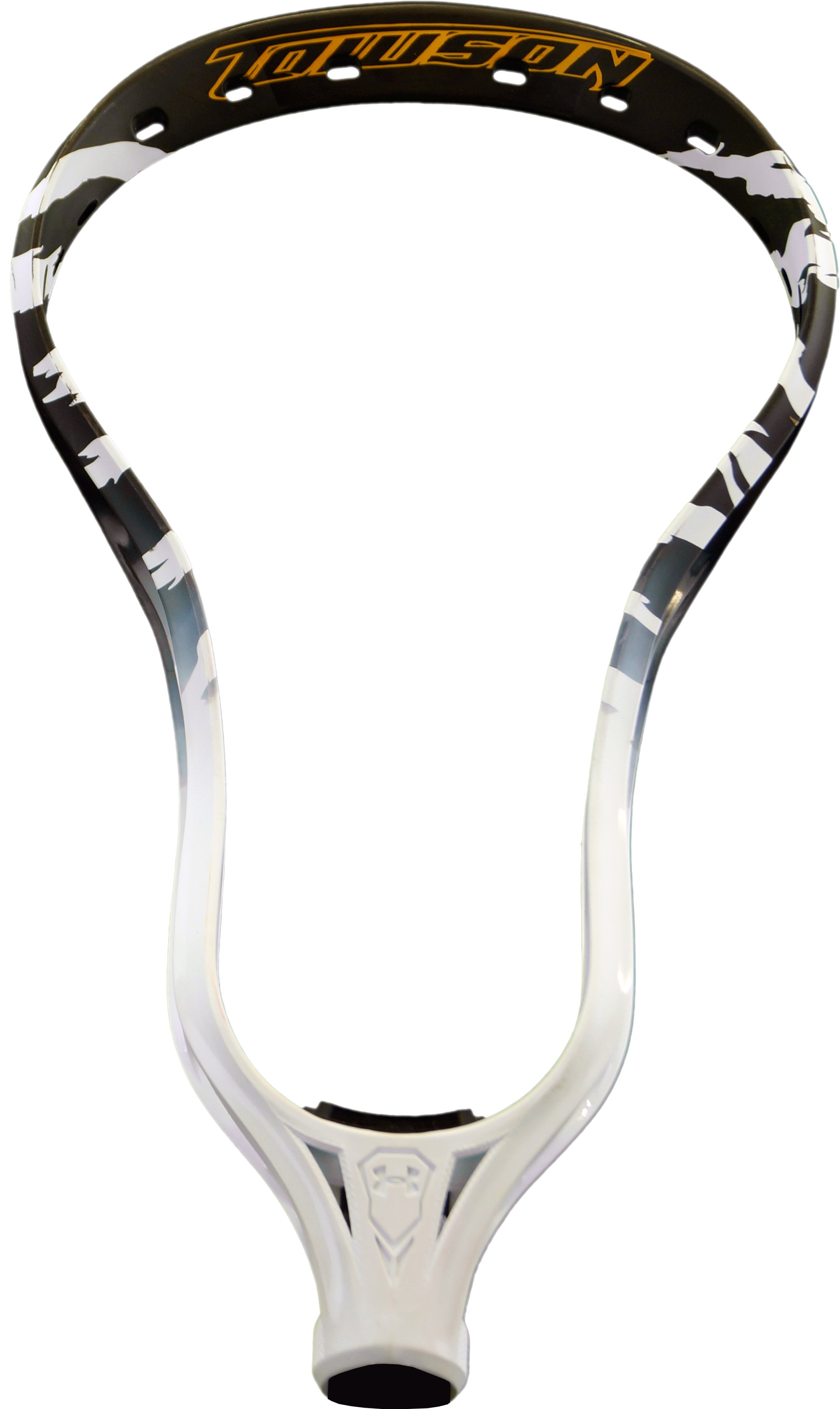 Men's UA Command Universal Unstrung Lacrosse Head — Limited Edition, Black