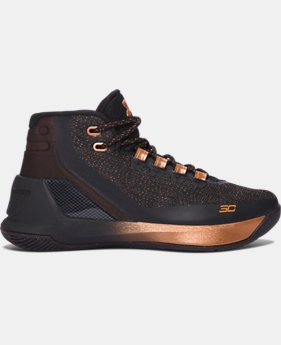 Boys' Grade School UA Curry 3 ASW Basketball Shoes  1 Color $93.99