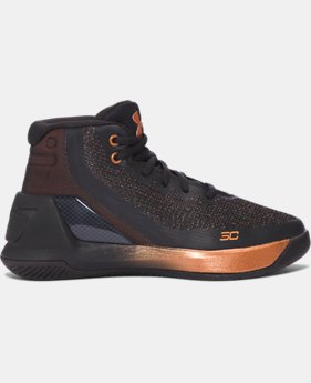 Pre-School UA Curry 3 ASW Basketball Shoes  1 Color $65.99