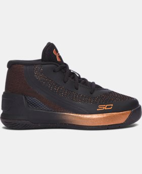 Infant UA Curry 3 ASW Basketball Shoes  1 Color $52.99