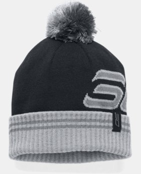 Men's SC30 Split Pom Beanie  1 Color $14.24