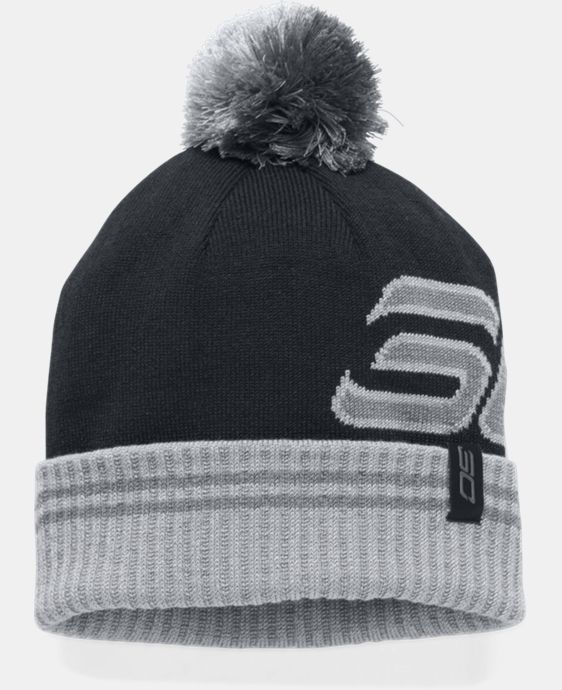 Men's SC30 Split Pom Beanie LIMITED TIME: FREE U.S. SHIPPING 1 Color $22.99