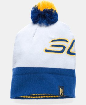 Boys' SC30 Split Pom Beanie  1 Color $15.74