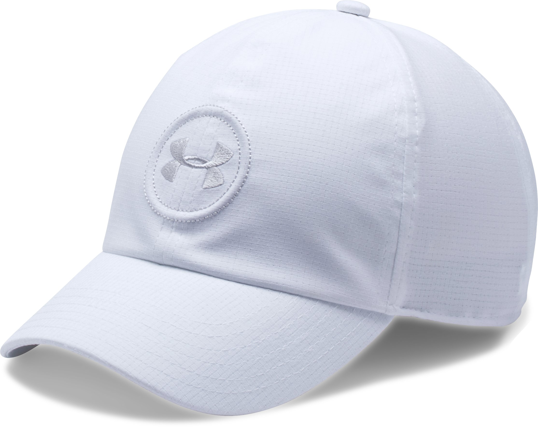 Women's UA Tour Cap, White, undefined