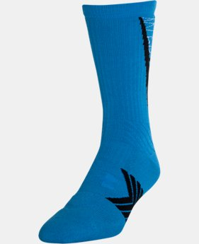 Men's UA Undeniable Crew - Apex LIMITED TIME: FREE SHIPPING 1 Color $21.99