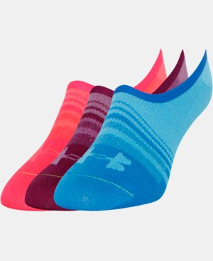 Women's UA LoLo Socks 3-Pack  1 Color $15.99