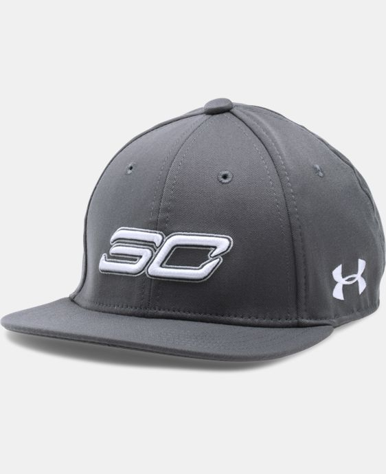 Boys' UA SC30 Core Snapback Cap  2 Colors $24.99