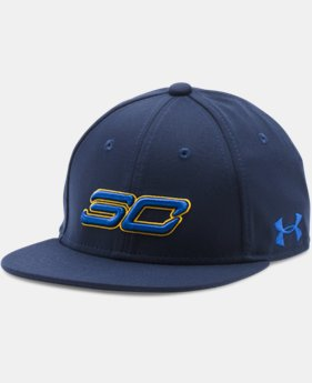 Boys' UA SC30 Core Snapback Cap  1 Color $13.99 to $18.99