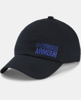 Girls' UA Graphic Armour Cap  1 Color $19.99