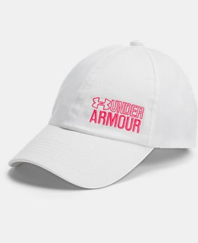 Girls' UA Graphic Armour Cap  2 Colors $19.99